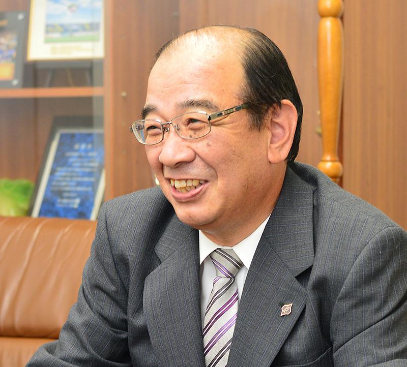 (株)富士コンピュータサービス 代表取締役社長 篠原 千秋 様