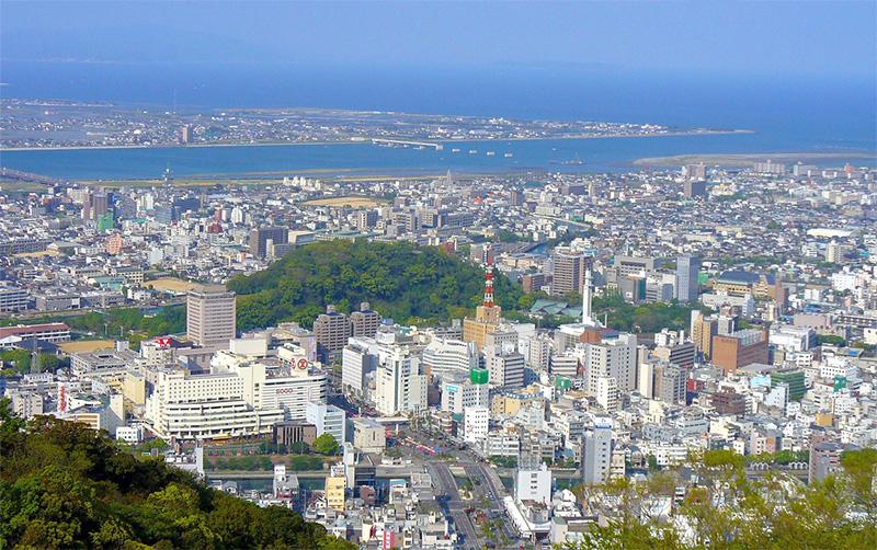 徳島市内やその周辺