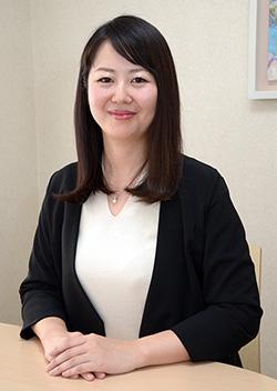代表取締役 中西昌子
