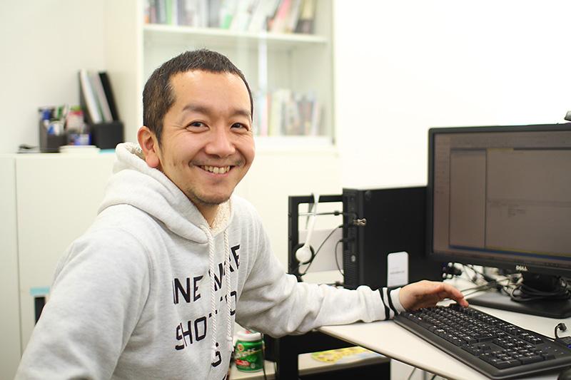 株式会社インフォデックス 和田 篤 氏