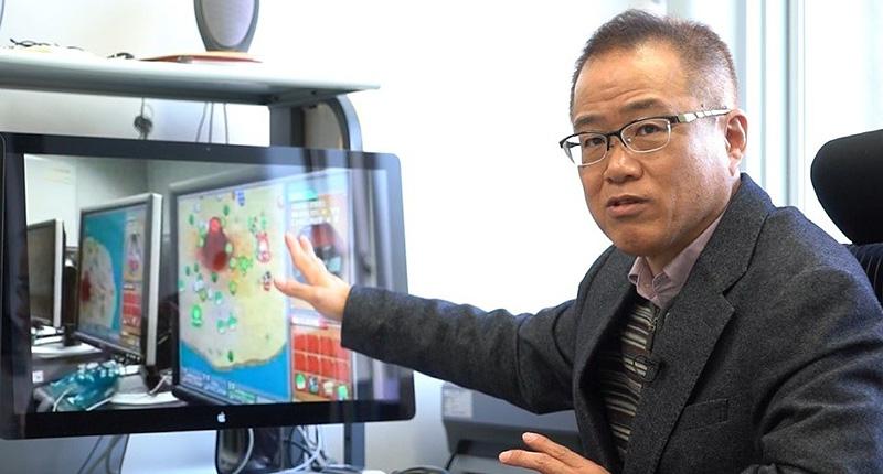 2年生が制作したゲームはインターネット上で一般公開されています。