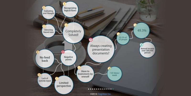 同社のフレームワークを用いると、表現の意味だけでなく従属関係や論理なども捉えることができます。