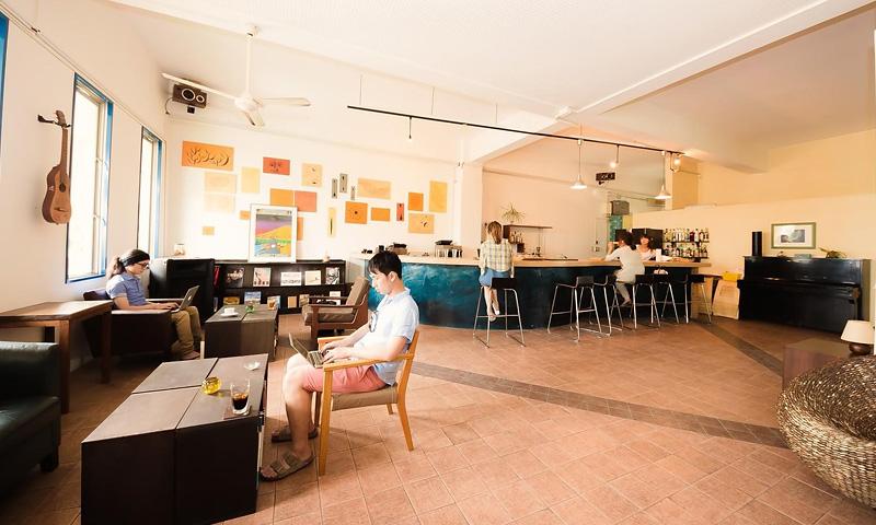 東京のイケてるカフェ