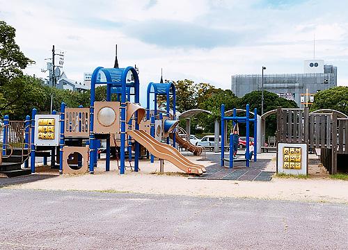 藍場浜公園イベント広場
