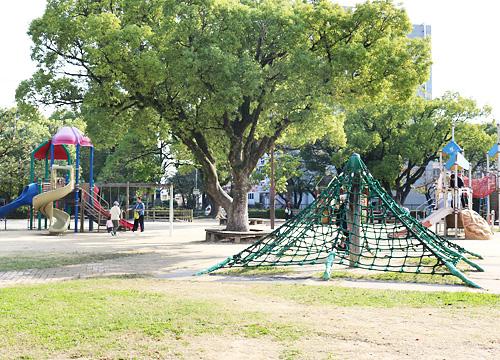 JAバンク蔵本公園